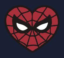 I <3 Spider-man v.2 Kids Tee