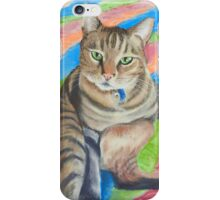 Lupin, King of Cats! iPhone Case/Skin