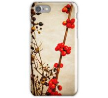 Cherry berry iPhone Case/Skin