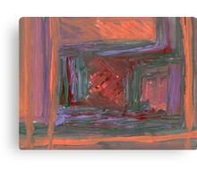 Warmth (acrylic) Canvas Print
