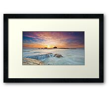 Redgate Beach South West WA Framed Print