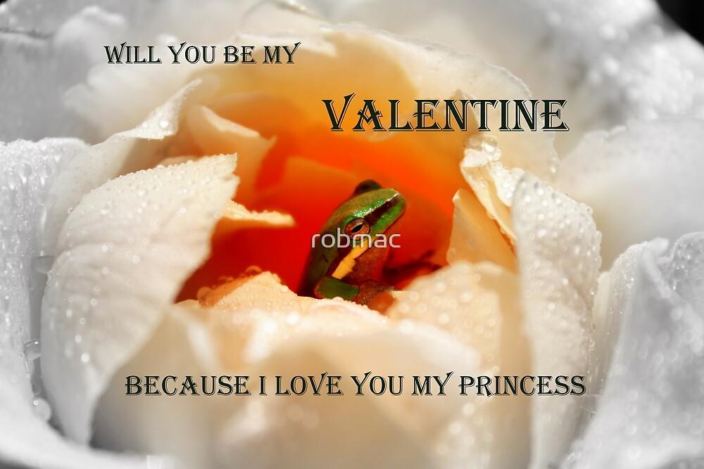Valentine card by robmac