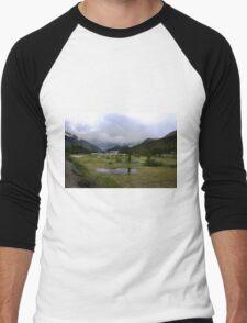 Hidden Valley Men's Baseball ¾ T-Shirt