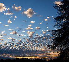 The Beauty Of Clouds by Varujhan  Chapanian