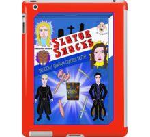 Slayer Snacks! iPad Case/Skin