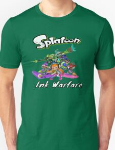 Splatoon Ink Warfare T-Shirt