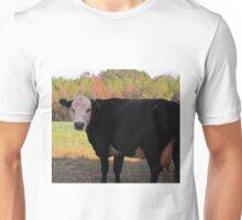 White Face Cow Unisex T-Shirt