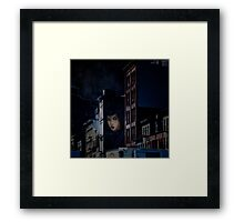 Chinatown Framed Print