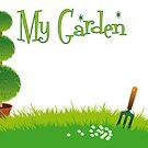 My Garden by naffarts