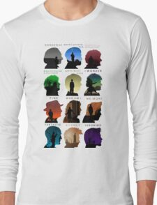 Who Said it (1-11) Long Sleeve T-Shirt