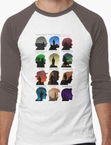 Who Said it (1-11) Men's Baseball ¾ T-Shirt
