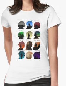 Who Said it (1-11) Womens Fitted T-Shirt