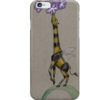 Bumble Giraffe iPhone Case/Skin