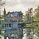 Vilain XIIII Castle - Bazel - Belgium by Gilberte