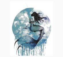 Mermaid One Piece - Short Sleeve