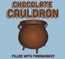 Chocolate Cauldron - Harry Potter One Piece - Short Sleeve