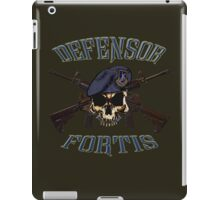 SF Defensor Fortis  iPad Case/Skin
