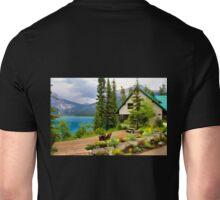 Emerald Lake Yoho National Park Unisex T-Shirt