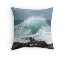 High Crest Throw Pillow