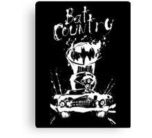 Batman's Fear & Loathing in Gotham Canvas Print