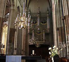 Domkerk, Utrecht. by Majnu
