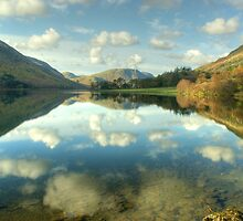 Cloud Reflections - Buttermere by VoluntaryRanger