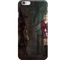 10 Years of Silent Hill 2 iPhone Case/Skin