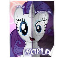 Two Sides - Rarity Poster