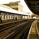 Margate train station by Richard Pitman