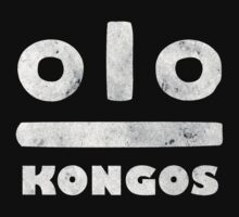 KONGOS One Piece - Short Sleeve