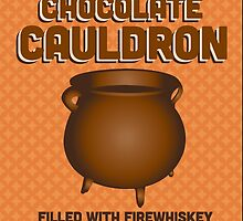 Chocolate Cauldron - Harry Potter by Daniela Walker Reed