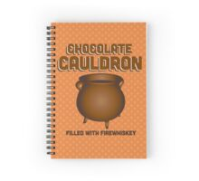 Chocolate Cauldron - Harry Potter Spiral Notebook