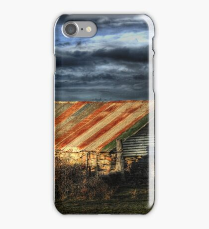 Last legs iPhone Case/Skin