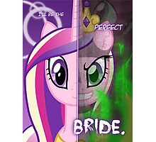 Two Sides - Cadance? Photographic Print