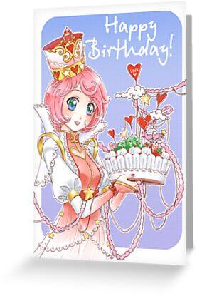 Happy Birthday by Tsuyoshi