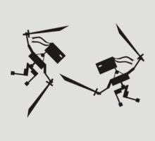 War of the Ninjutbots (Black Print) by Nick Graalman