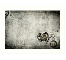 Inner Steampunk Art Print