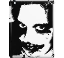 Sarah as Robert Smith iPad Case/Skin