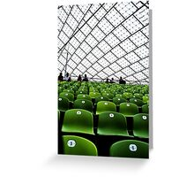 Munich Olympic Stadium Greeting Card