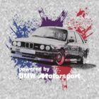 BMW E30-M3  by Steve Harvey