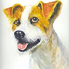 Jack Russell by fi-ceramics