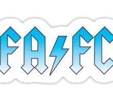 Forfar ACDC Sticker