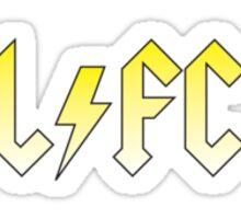 Livingston ACDC Sticker