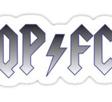 Queens Park ACDC Sticker