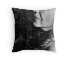 I Don't Know Why Throw Pillow