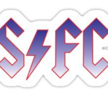 Stranraer ACDC Sticker