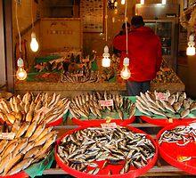 Fish Stall by IngridSonja