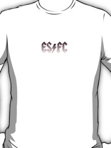 East Stirling ACDC T-Shirt
