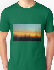 North Carolina Mountain Sunset T-Shirt