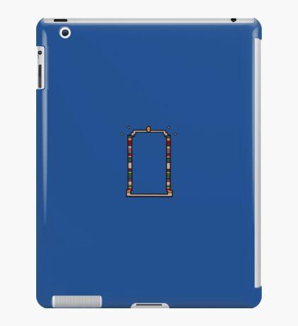 4th Doctor TARDIS iPad Case/Skin